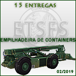 empilhadeira containers